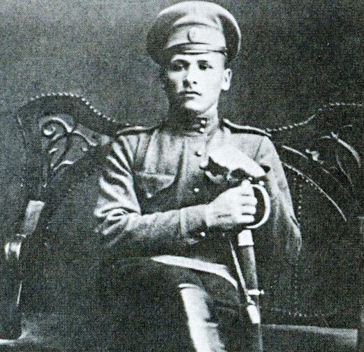 Василь Чучупак — головний отаман Холодного Яру