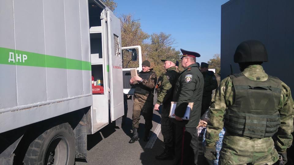 Бойовики передали на підконтрольну Україні територію 23 засуджених, серед яких одна жінка
