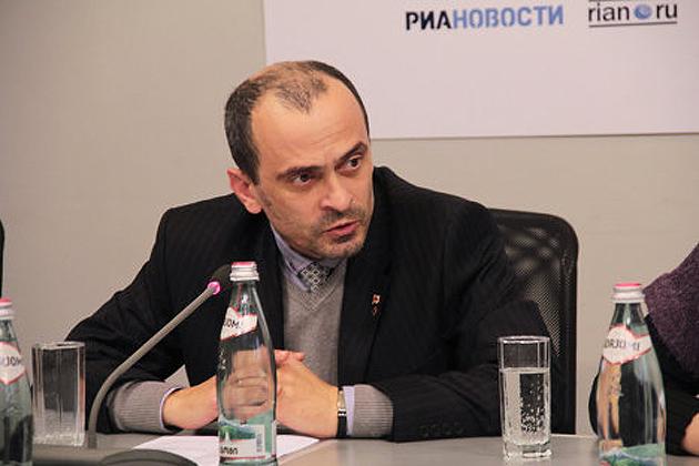 Гоча Гварамія / Фото: http://sputnik-georgia.ru