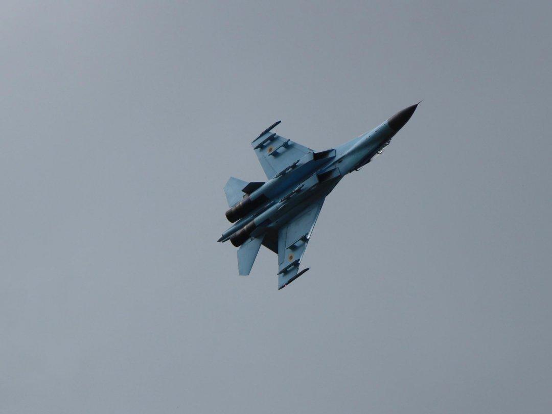 «Крымские» боевые самолеты стали на крыло в Ивано-Франковске