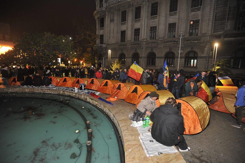 Намитинге вРумынии потребовали присоединить Молдавию