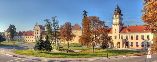 Пам'ятка архітектури епохи ренесансу в місті Жовква Львівської області