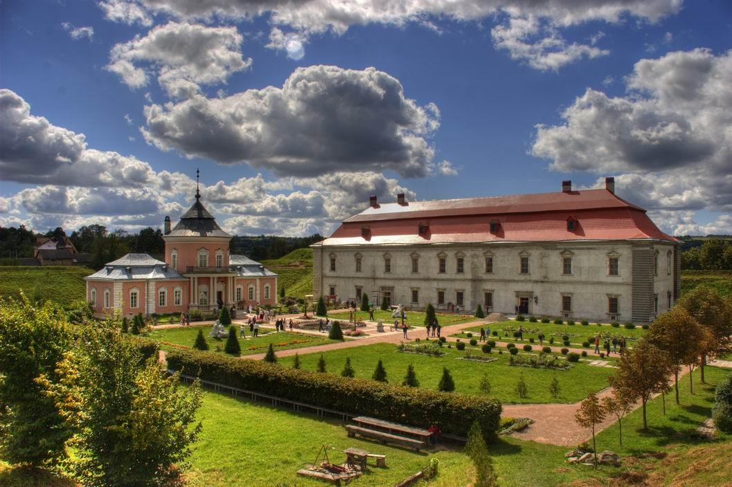 Музей-заповідник «Золочівський замок» — відділ Львівської галереї мистецтв, розташований у місті Золочеві, що в Львівській області.