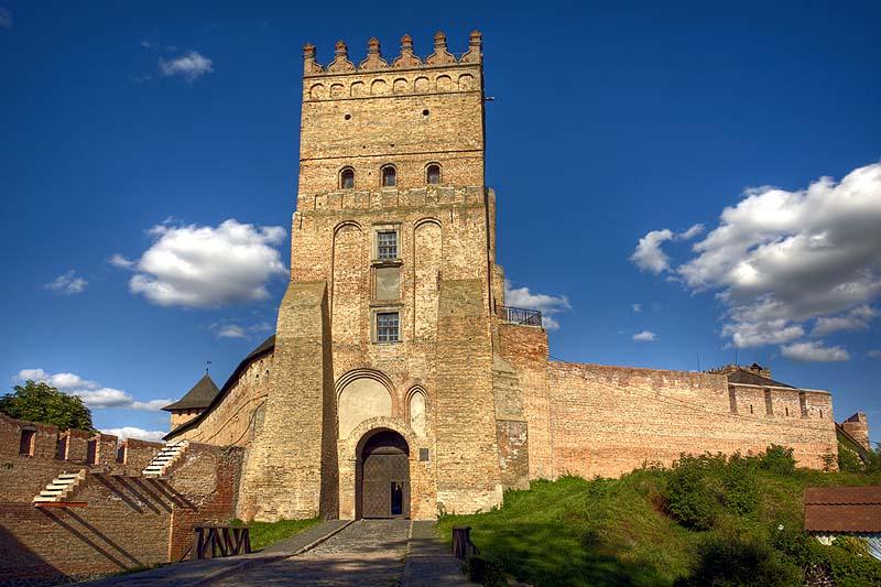 Замок Любарта, або Луцький замок — верхній замок Луцька. Головний об'єкт історико-культурного заповідника «Старий Луцьк», культурний осередок та найстаріша споруда Луцька.