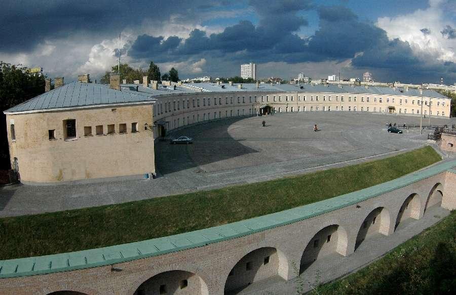 Фортеця Києва