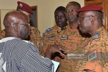 У Буркіна-Фасо провалилася спроба державного перевороту