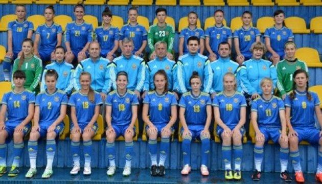 Украинки победили румынок в отборе на футбольное Евро-2017