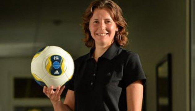 Катерині Монзуль довірили матч жіночої Ліги чемпіонів УЄФА