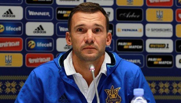 Шевченко: Циганков навряд чи допоможе збірній в матчах з Туреччиною і Косово