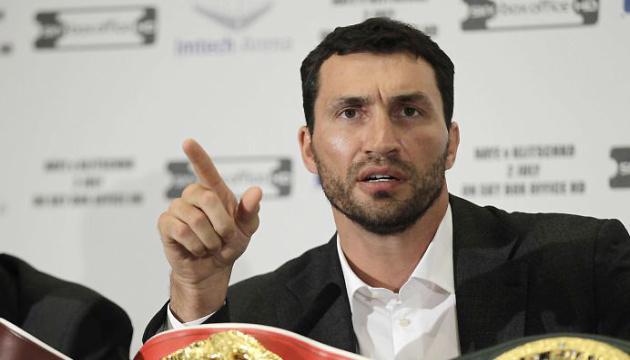 Стало відомо, проти кого вийде на ринг Кличко