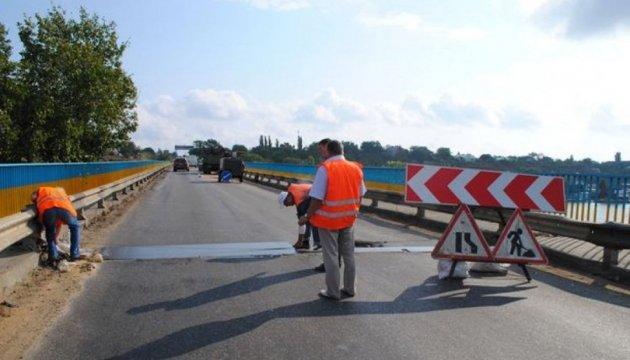 Для завершения ремонта автотрассы Одесса-Рени нужно еще около 1 млрд грн