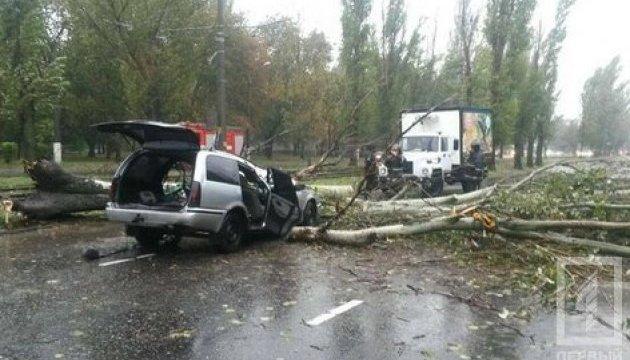 Непогода в Одессе убила трех человек, среди них - ребенок
