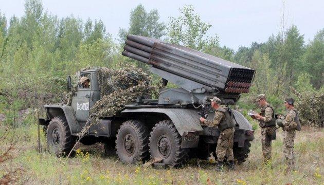 Страна-агрессор россия перебросила на Донбасс эшелоны с техникой и снарядами для