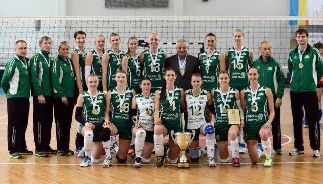Перший Суперкубок України з волейболу їде до Южного та Львова