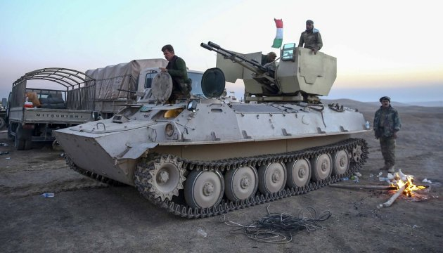 Иракская армия прорвала линию фронта в Мосуле