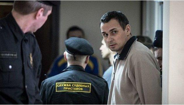Oleg Sentsov convoyed from Irkutsk to Chelyabinsk