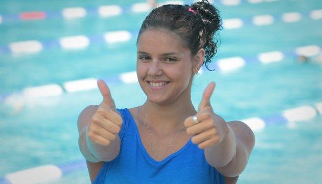 Українська плавчиня виграла дві медалі на VII етапі Кубка світу