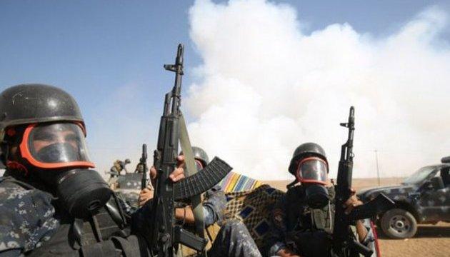 Террористы ИГИЛ применили химоружие в Сирии