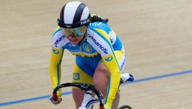 Українські велосипедисти-трековики мають повний комплект медалей ЧЄ