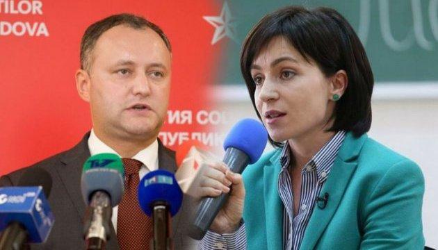 В Молдове второй тур президентских выборов