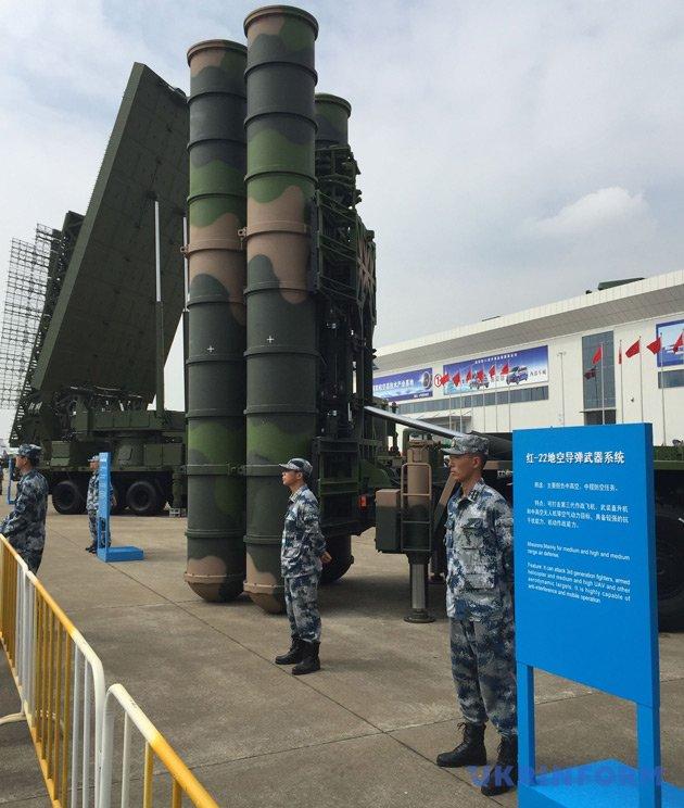 Україна представляє власну продукцію на Міжнародному авіакосмічному салоні - фото 8