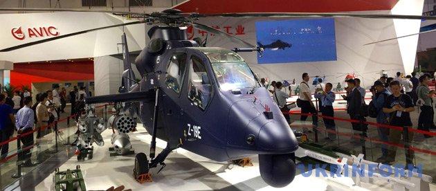 Україна представляє власну продукцію на Міжнародному авіакосмічному салоні - фото 5