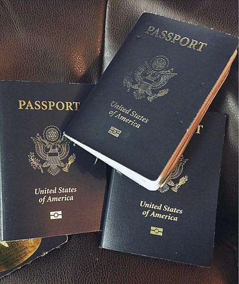 Паспорти мандрівниці
