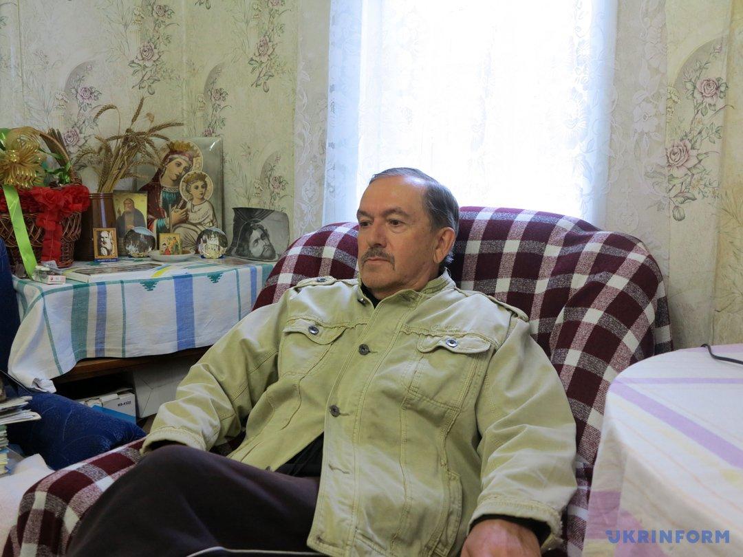 Олександр Стешенко