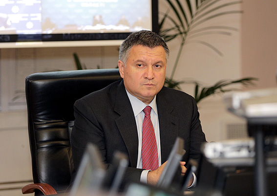 Аваков представил врио главы Нацполиции Трояна