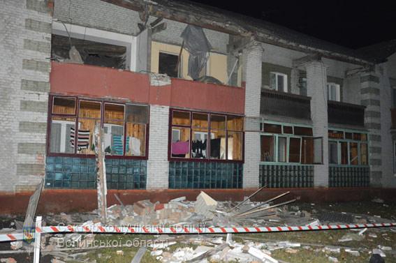 Вжилом доме вНововолынске произошел взрыв: есть пострадавшие