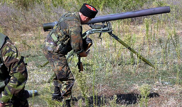 Militants launched 67 attacks on Ukrainian troops in Donbas in last day