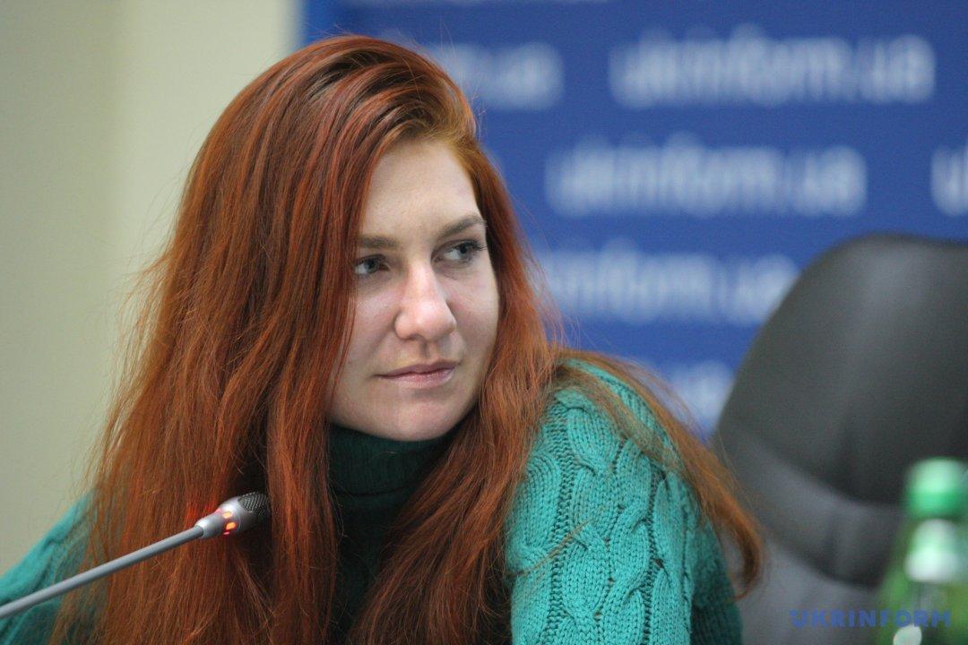Поліна Бушинська