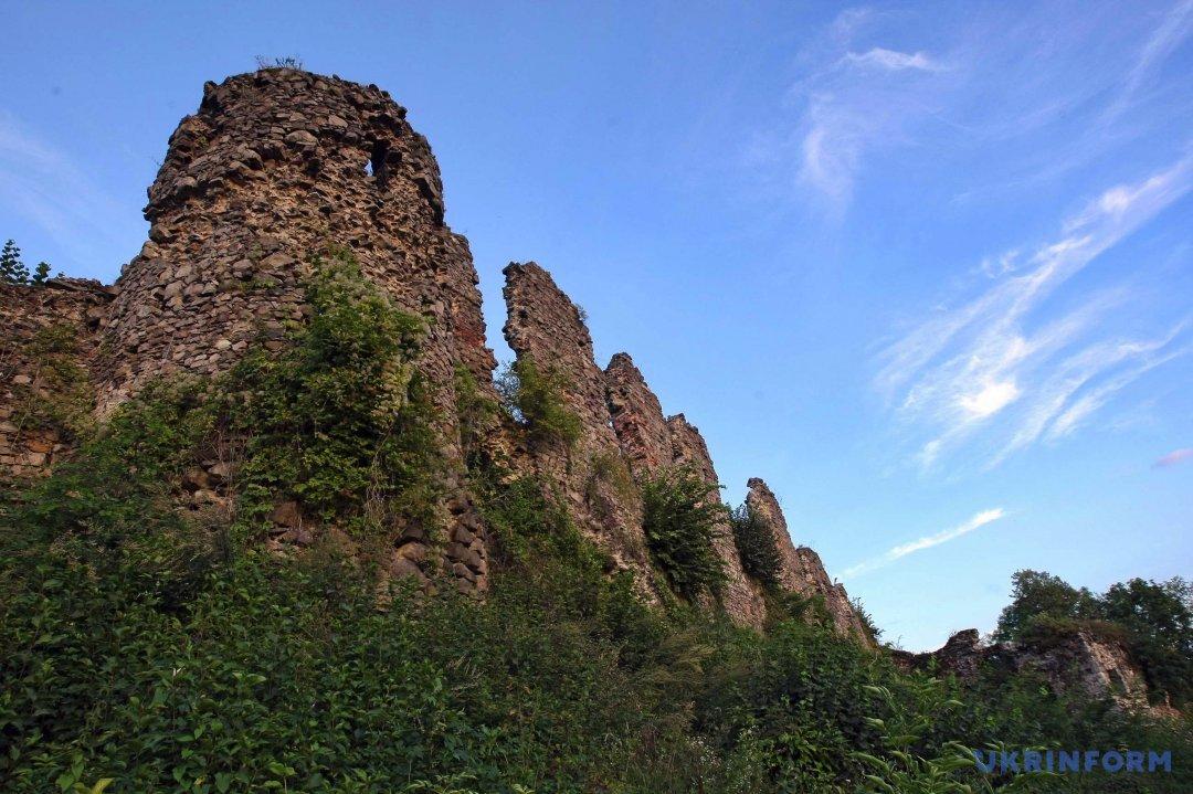 Хустський замок — фортифікаційна споруда, що існувала в XI—XIII століттях у місті Хусті (Закарпатська область, Україна).