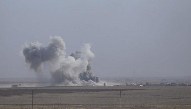 Под Мосулом уничтожили около 100 террористов ИГИЛ