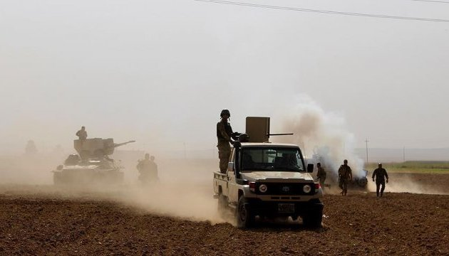 Большую часть Мосула освободили от боевиков ИГИЛ