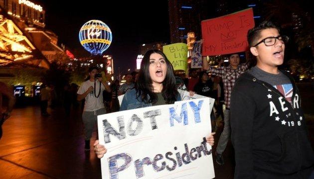 Против Трампа планируются масштабные протесты в Вашингтоне в день инаугурации