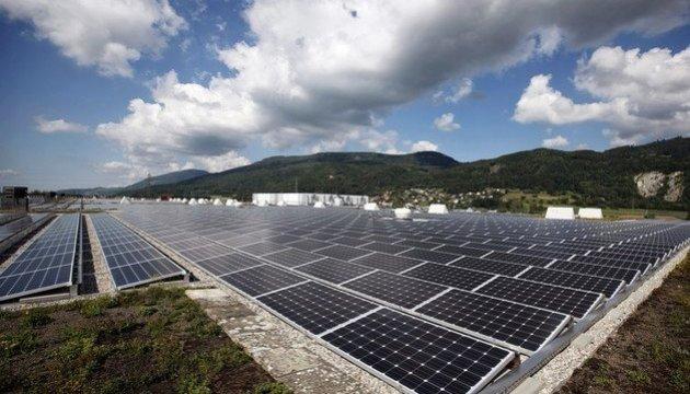 У Чорнобильській зоні будують сонячну електростанцію - Гройсман
