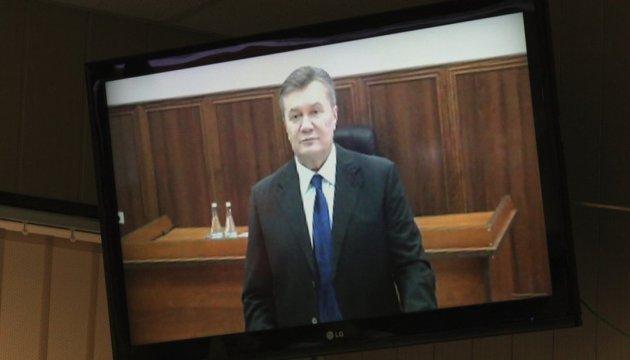 Янукович відхрещується від рішення застосувати зброю 18 лютого 2014 року