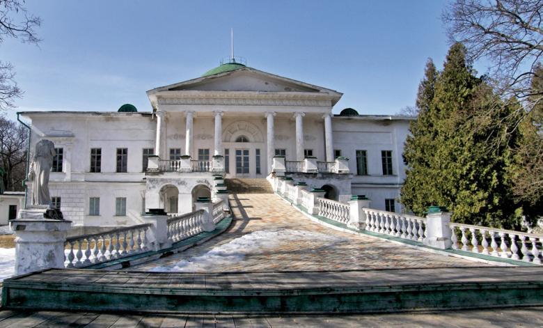 Палац Галаганів, Скориинці