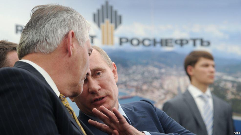 Киссинджер не ожидает Тиллерсона уступок РФ из-за дружбы сПутиным