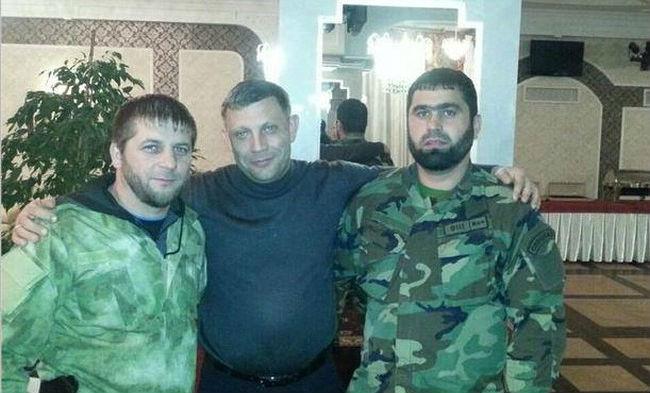 Чеченские батальоны едут вСирию