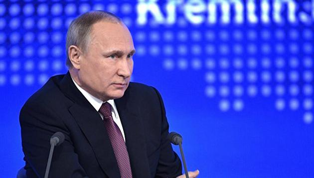 Путин распорядился ввести режим предотвращения огня вСирии