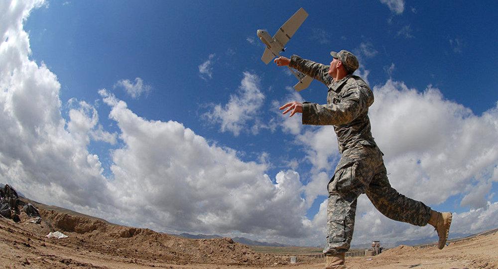 Вдячні американцям за безпілотники й навчання - Генштаб ЗСУ