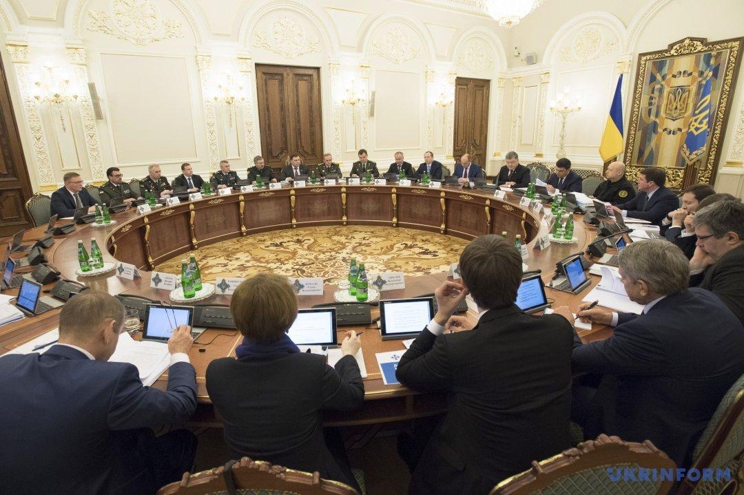 Петр Порошенко объявил о«временной украинской оккупации»