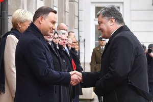 Візит Порошенка до Варшави: випробування партнерством