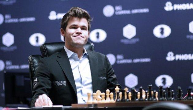 Карлсен зберіг звання чемпіона світу з шахів