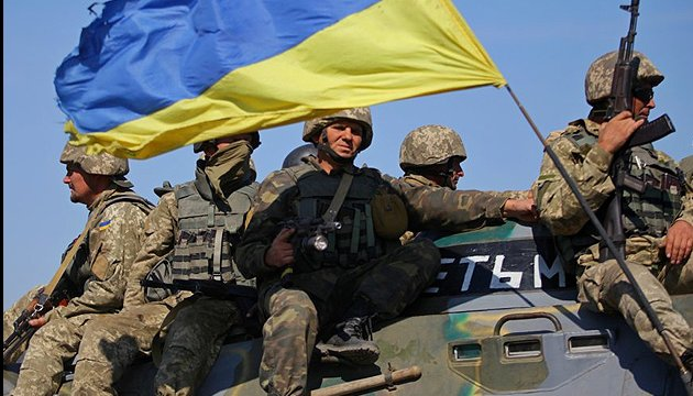 One Ukrainian soldier killed in ATO zone in last day