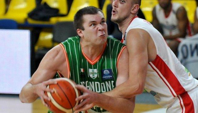 Капітан збірної України - MVP тижня у Лізі чемпіонів ФІБА