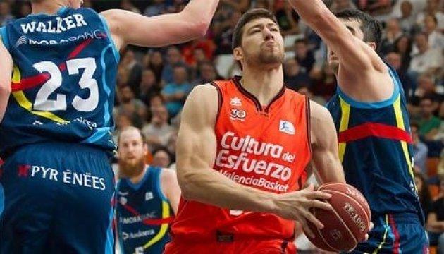 Український баскетболіст побив рекорд чемпіонату Іспанії