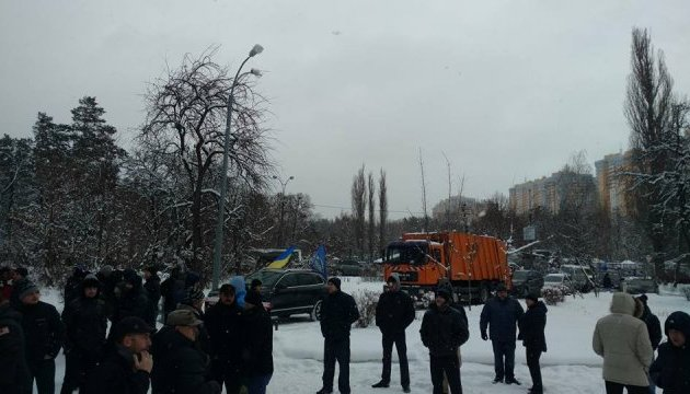 Активисты «Автомайдана» требуют отставки Авакова